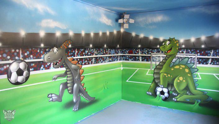 Zeichentrick Dinosaurier