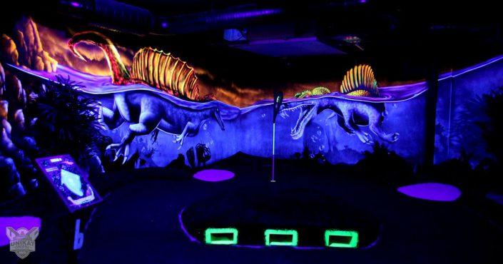 Unterwassersaurier