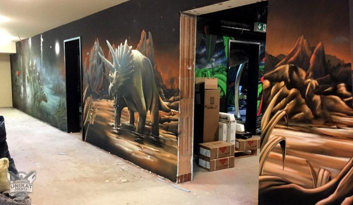 Gestaltung Eingangsbereich
