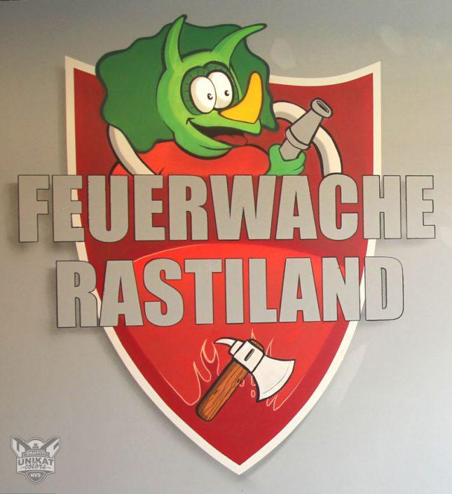 Logogestaltung Feuerwehr