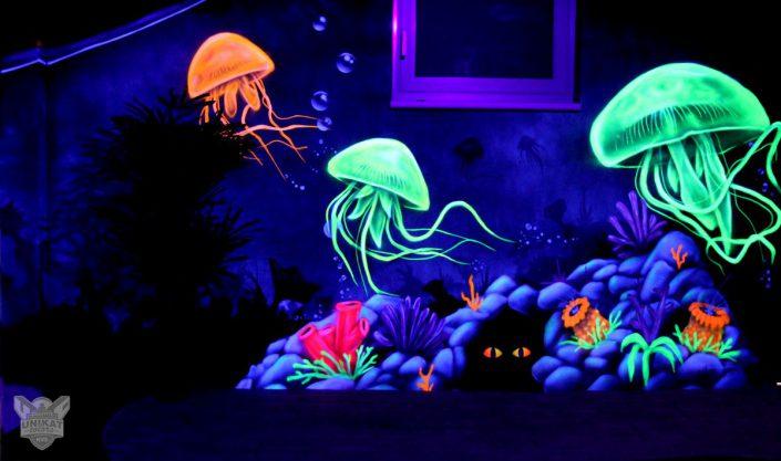Unterwasser Korallen